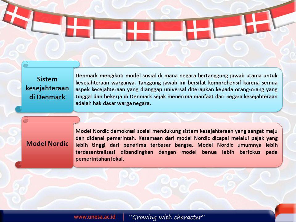 Sistem kesejahteraan di Denmark
