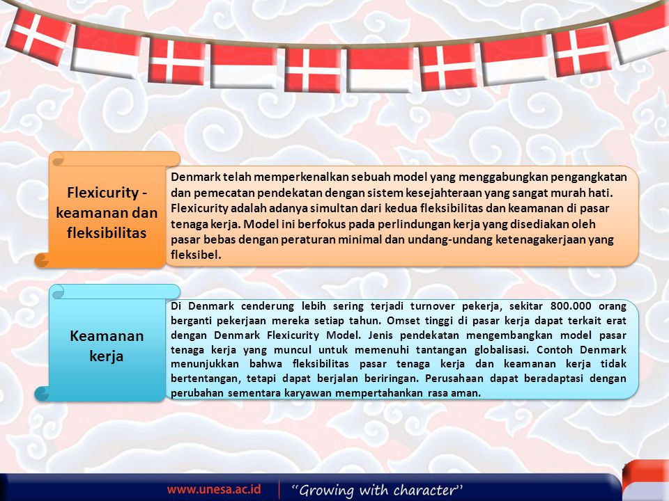 Flexicurity - keamanan dan fleksibilitas