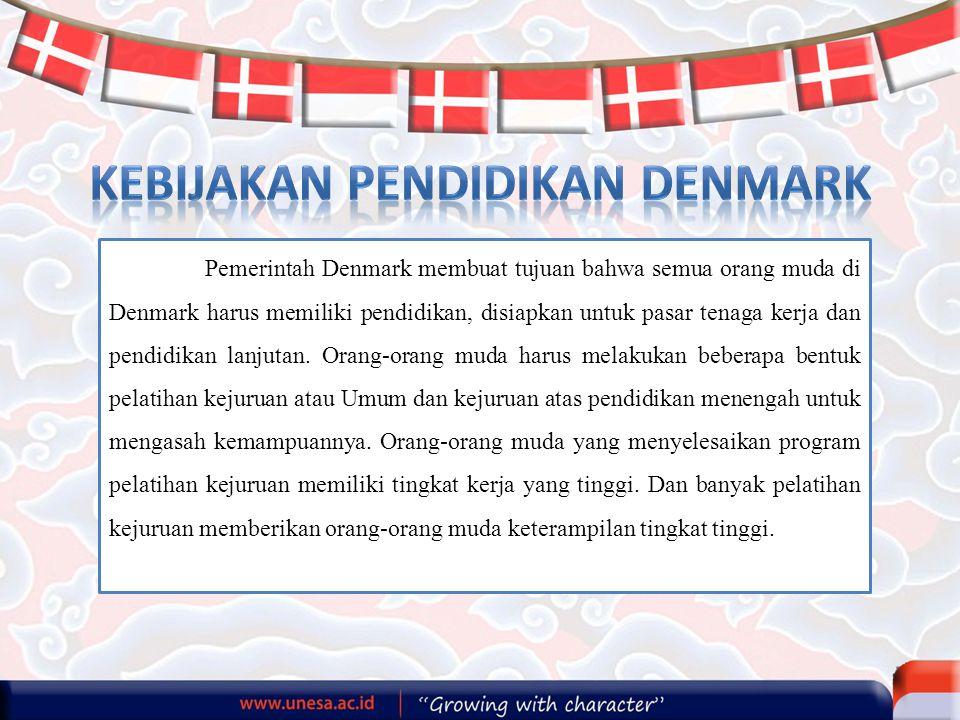 Kebijakan Pendidikan Denmark