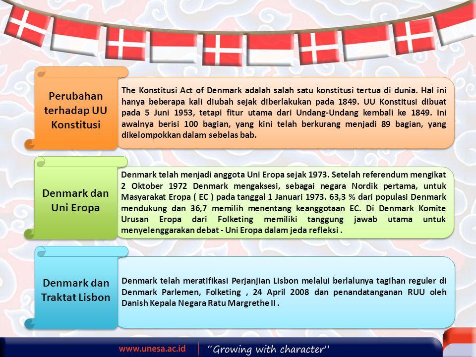 Perubahan terhadap UU Konstitusi Denmark dan Traktat Lisbon