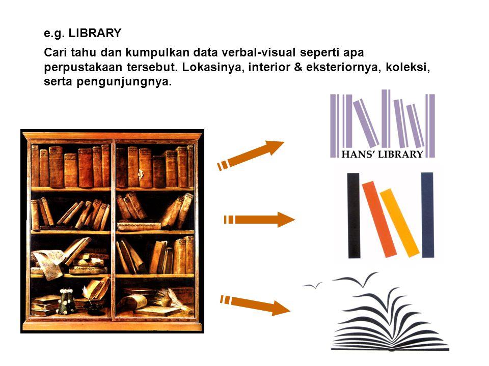 e.g. LIBRARY