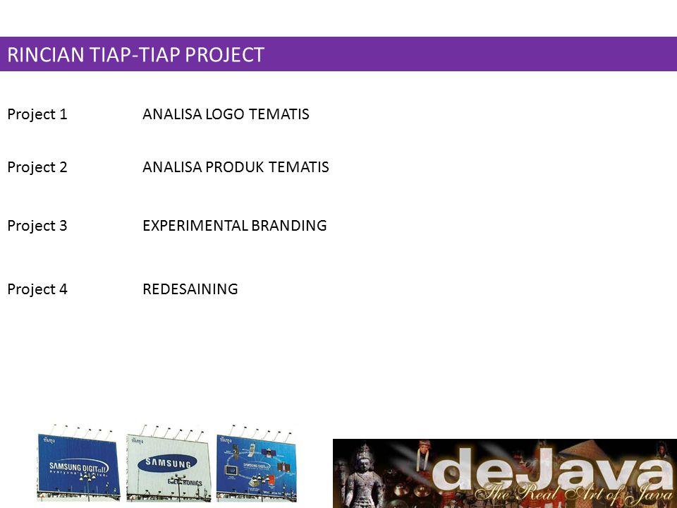 RINCIAN TIAP-TIAP PROJECT