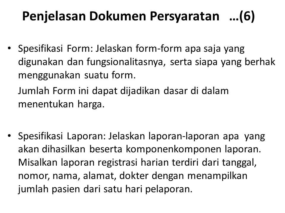 Penjelasan Dokumen Persyaratan …(6)