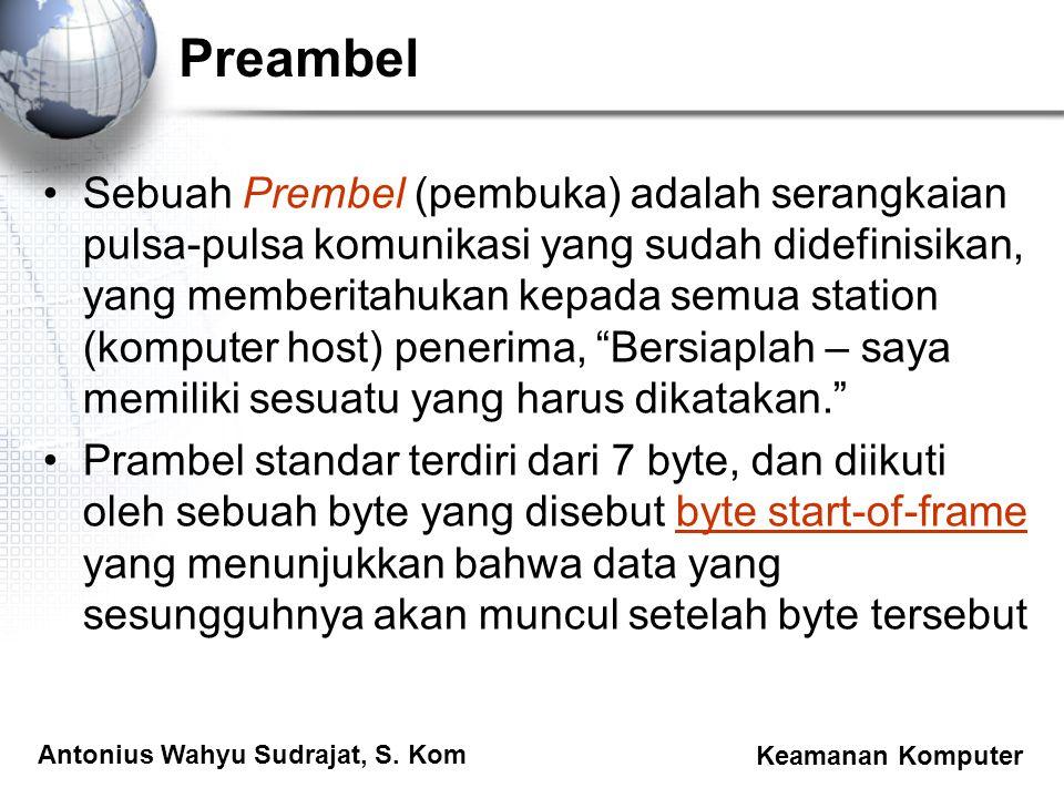 Preambel