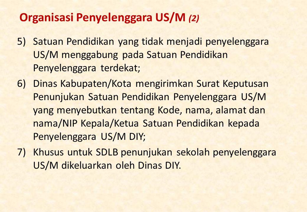 Organisasi Penyelenggara US/M (2)