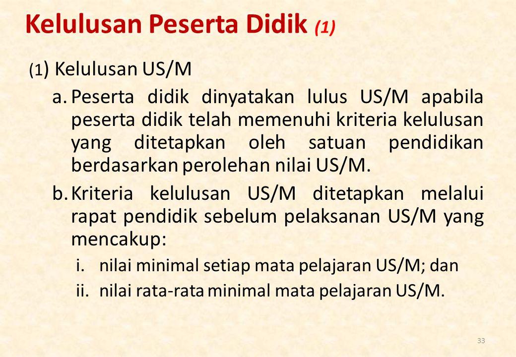 Kelulusan Peserta Didik (1)