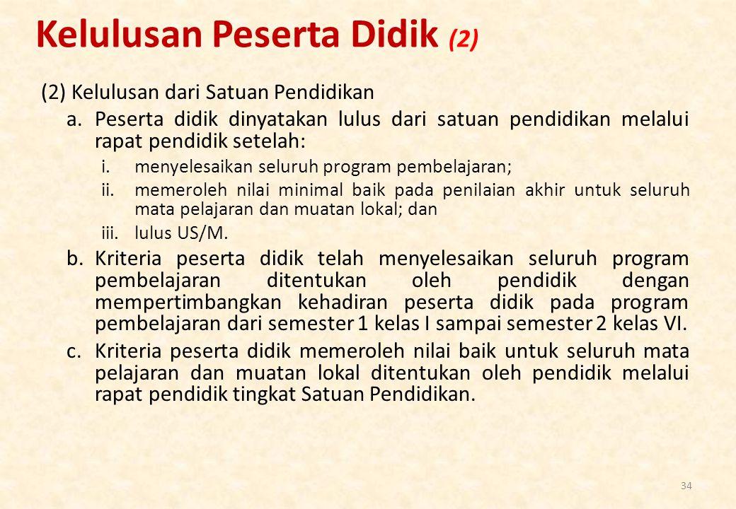 Kelulusan Peserta Didik (2)