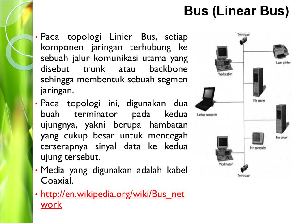 Bus (Linear Bus)