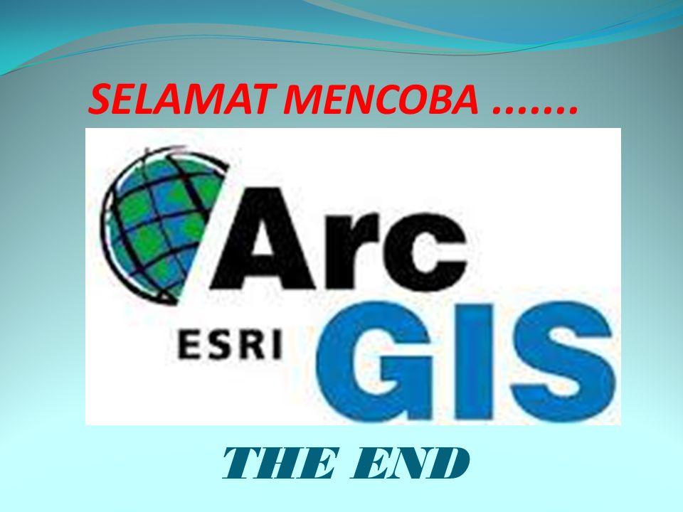 SELAMAT MENCOBA ....... THE END
