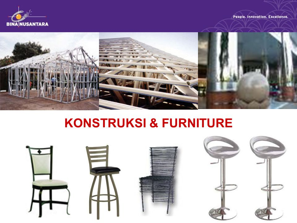 KONSTRUKSI & FURNITURE
