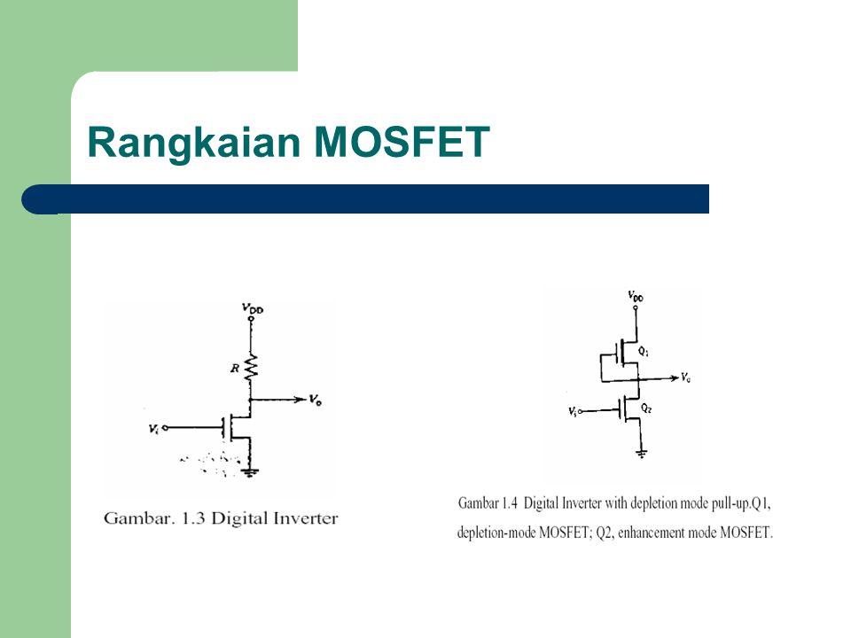 Rangkaian MOSFET