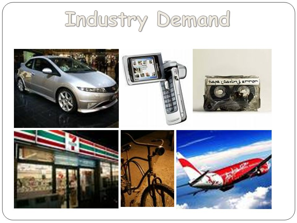 Industry Demand