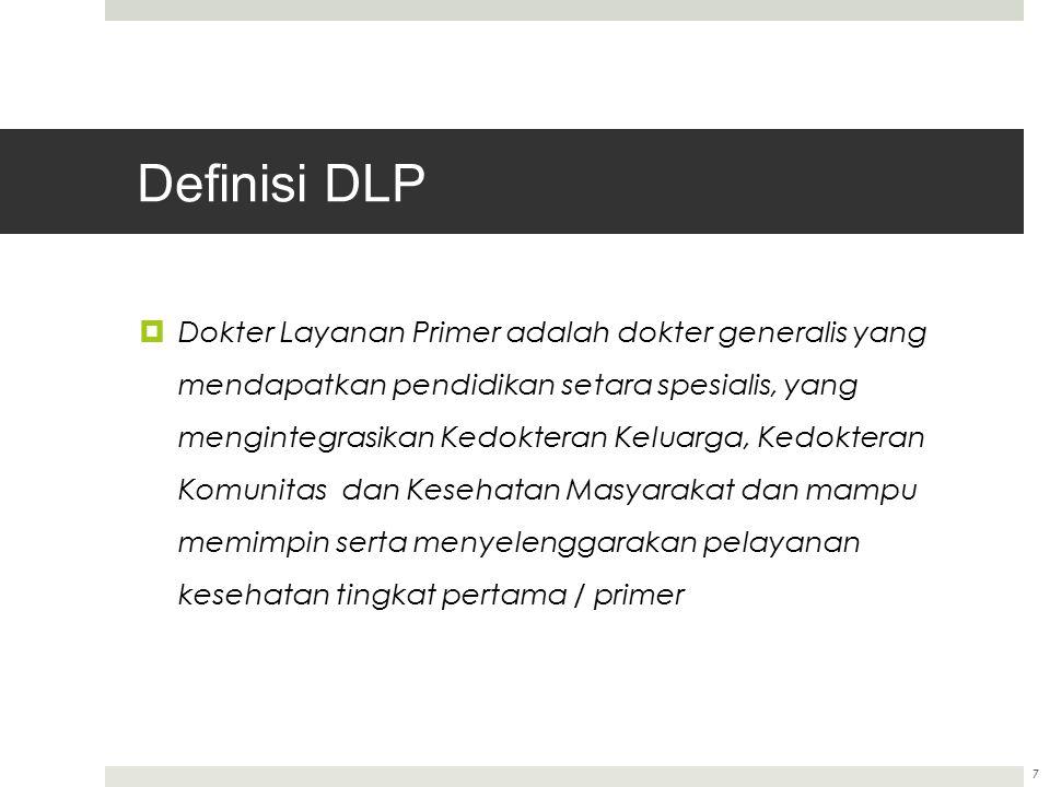Definisi DLP