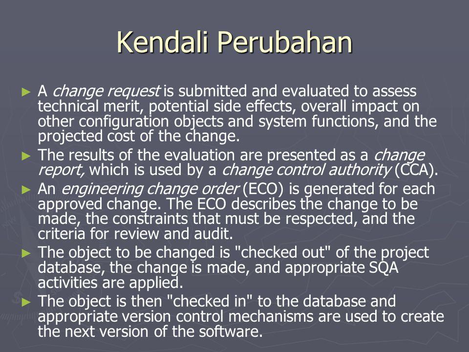 Kendali Perubahan