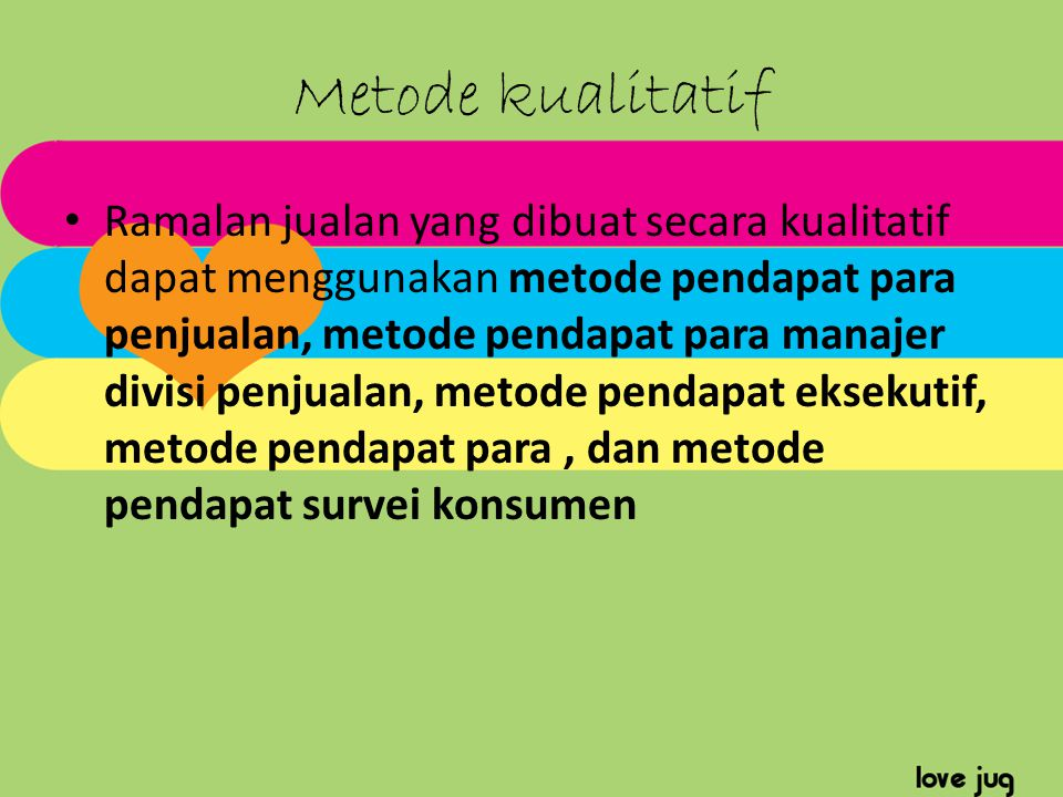Metode kualitatif