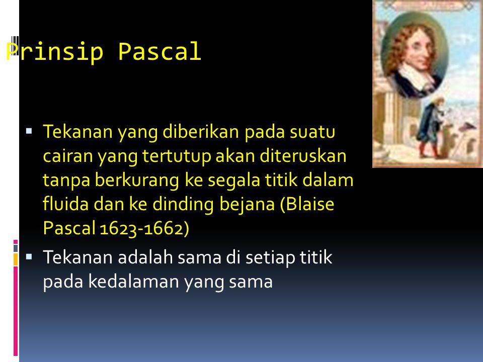 Prinsip Pascal