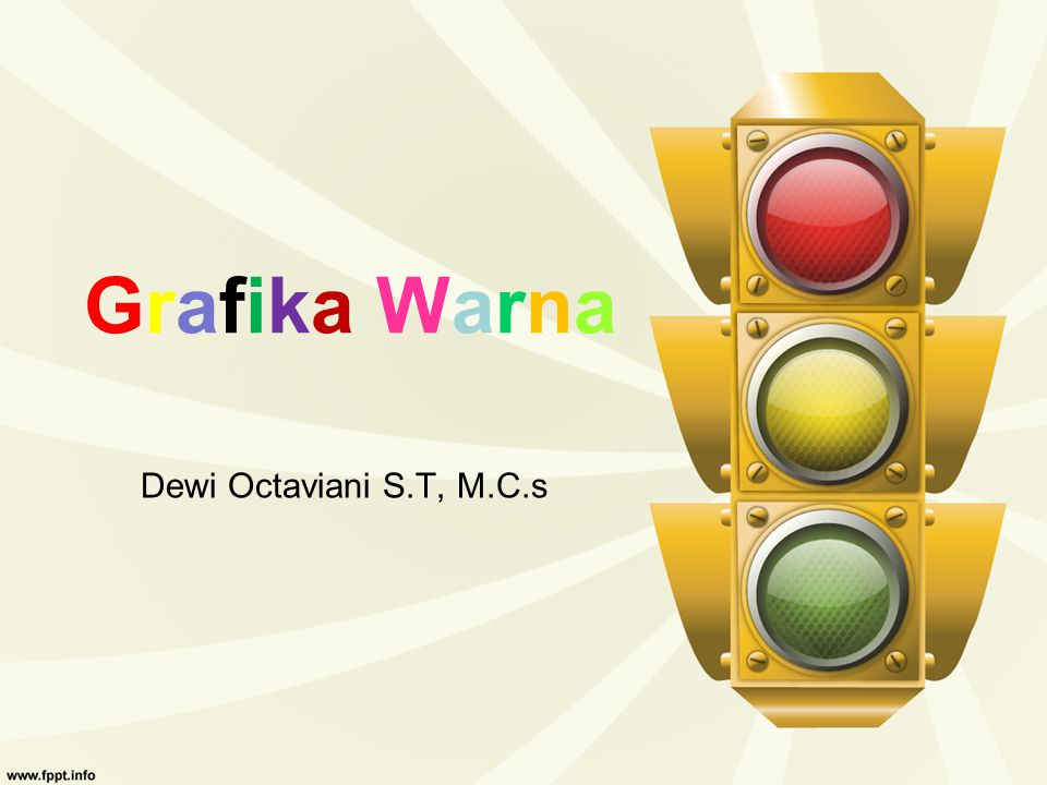 Grafika Warna Dewi Octaviani S.T, M.C.s