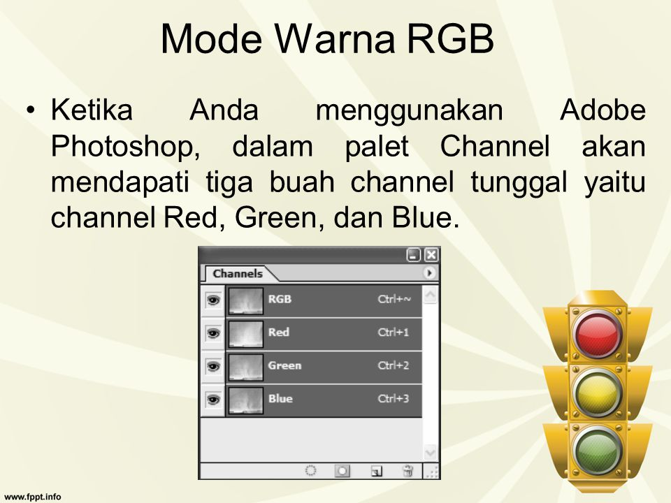Mode Warna RGB
