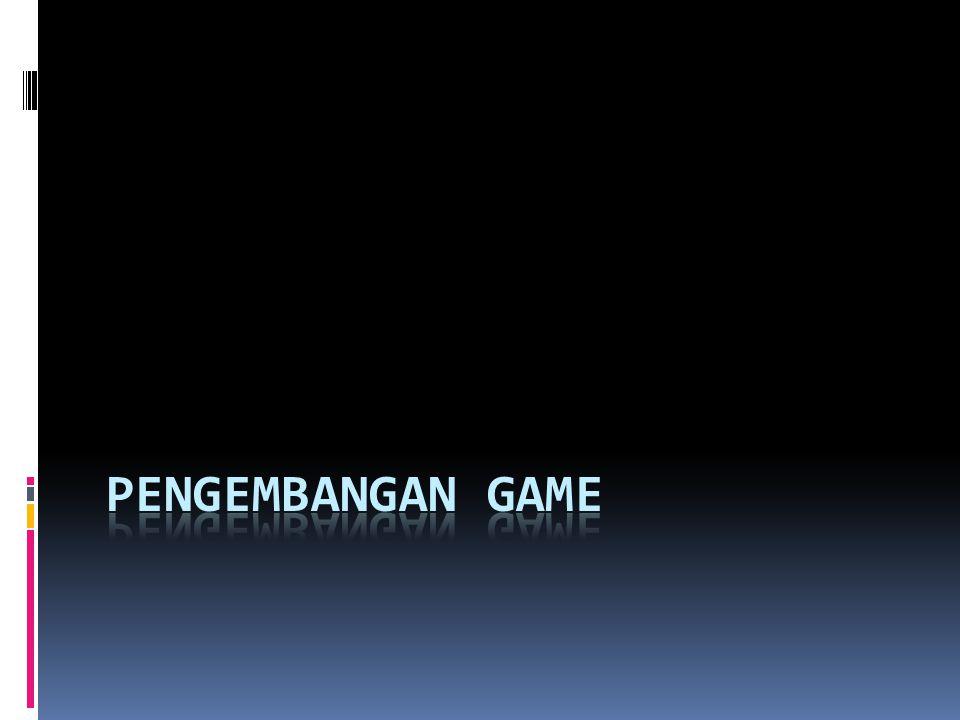 Pengembangan game