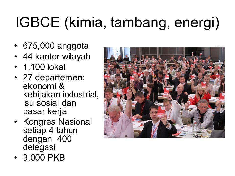 IGBCE (kimia, tambang, energi)