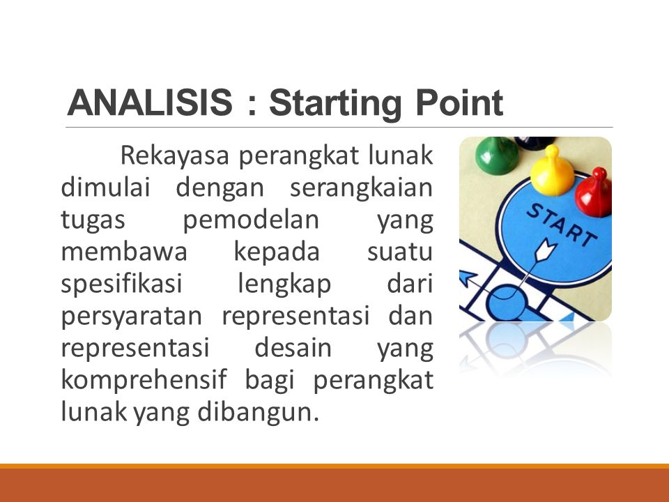 ANALISIS : Starting Point