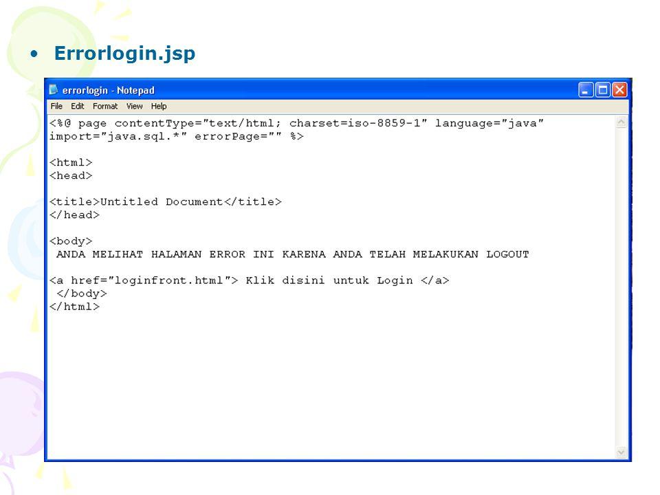 Errorlogin.jsp
