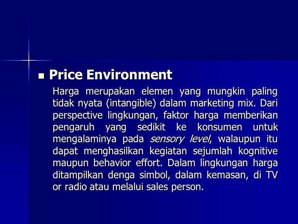 Price Environment