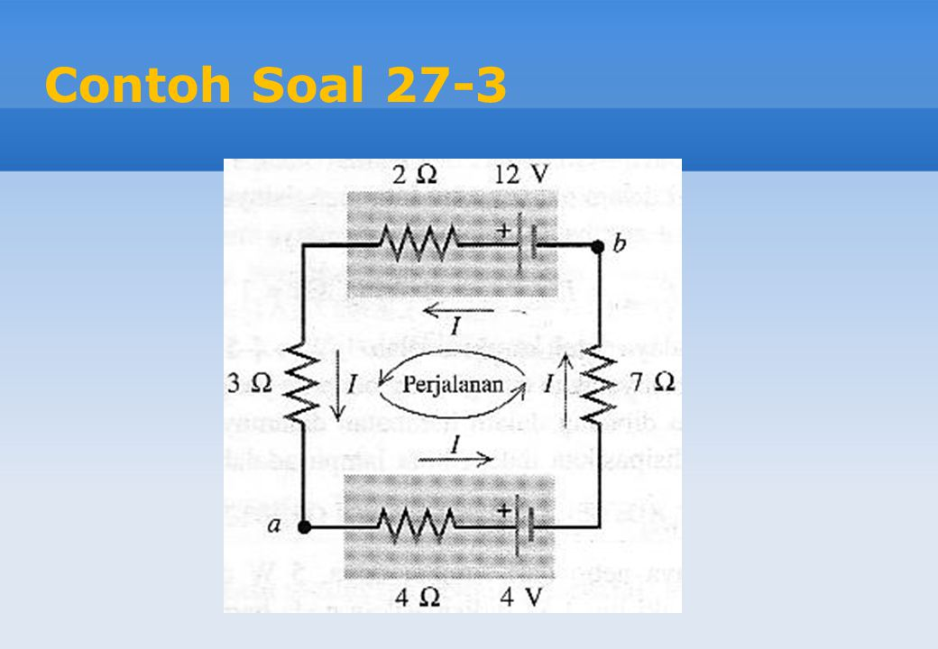 Contoh Soal 27-3