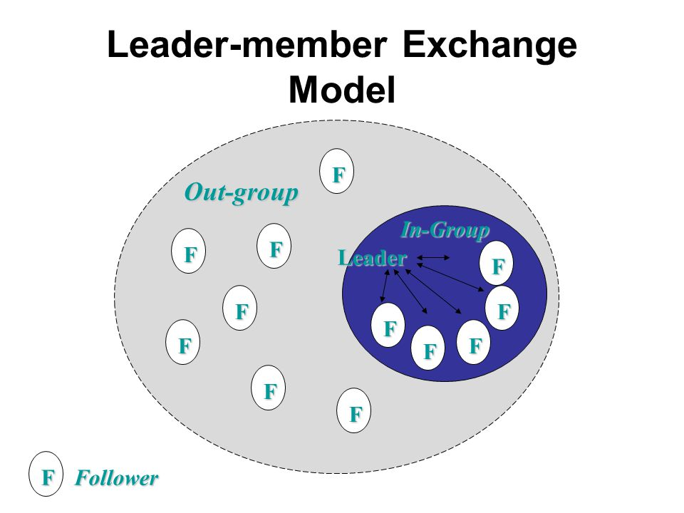 Leader-member Exchange Model