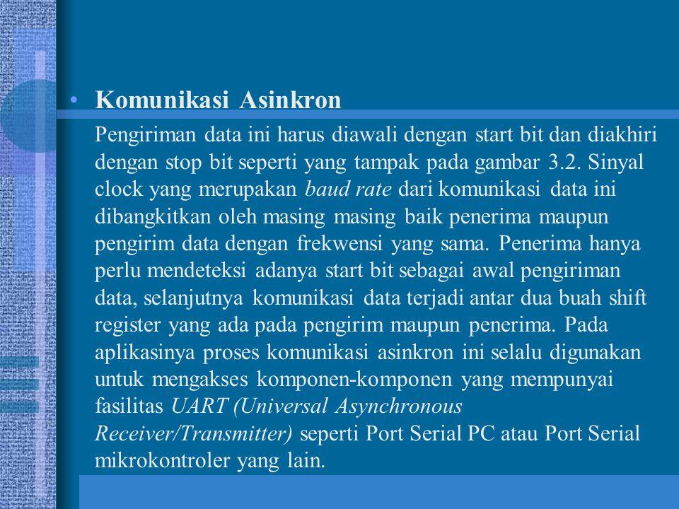 Komunikasi Asinkron