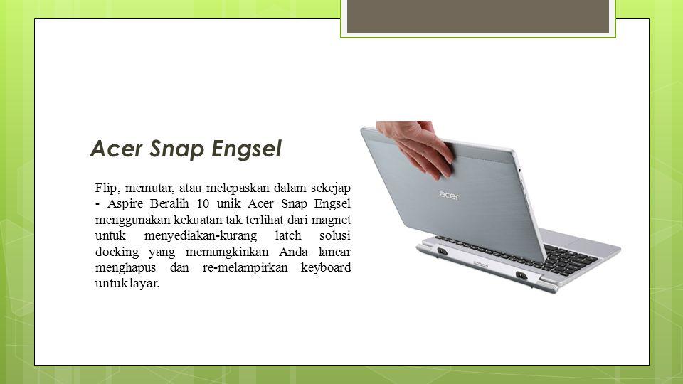 Acer Snap Engsel