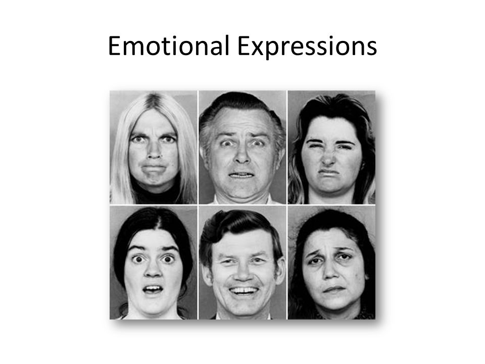 Emotional Expressions