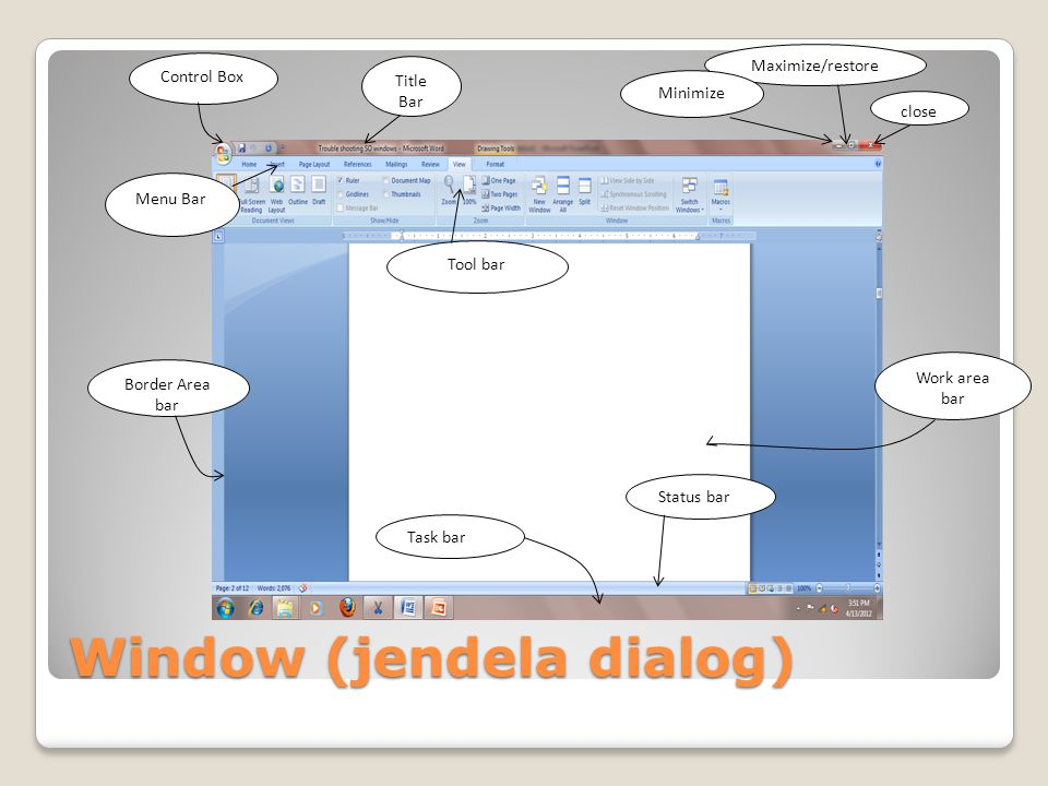 Window (jendela dialog)
