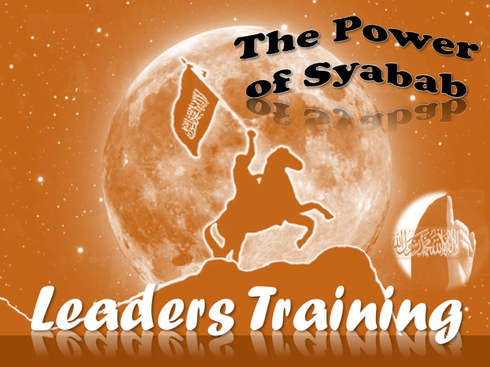 The Power of Syabab Leaders Training