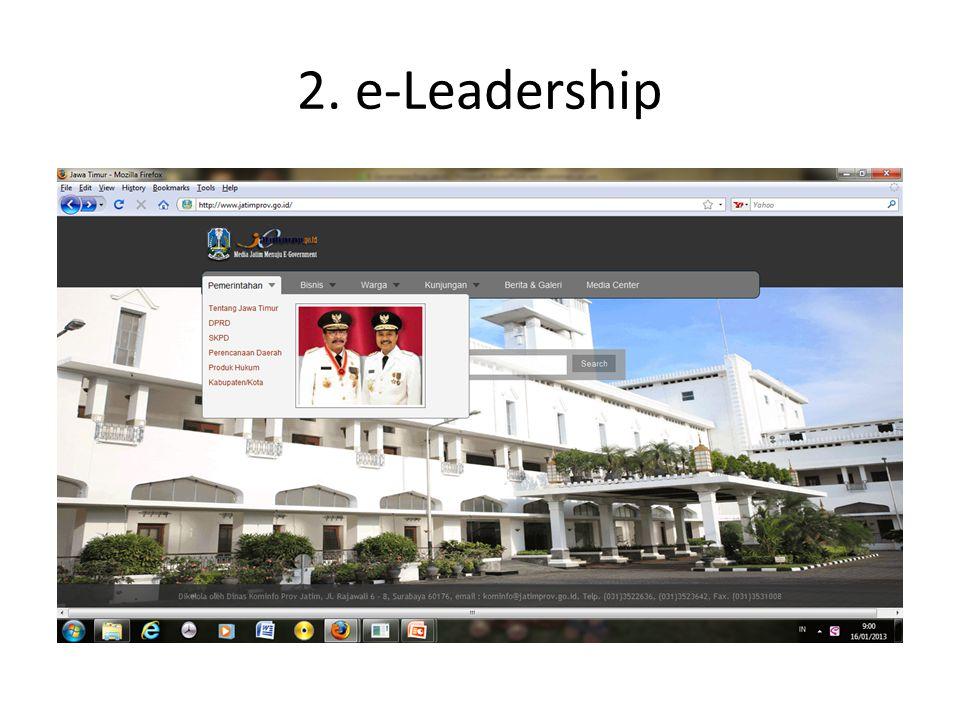 2. e-Leadership