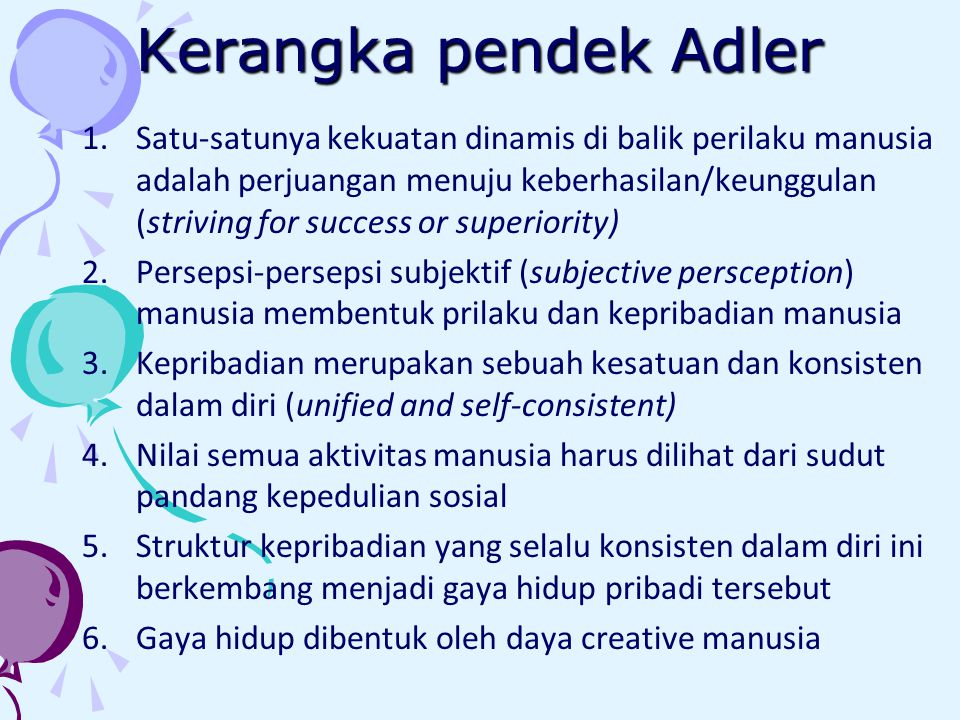 Kerangka pendek Adler