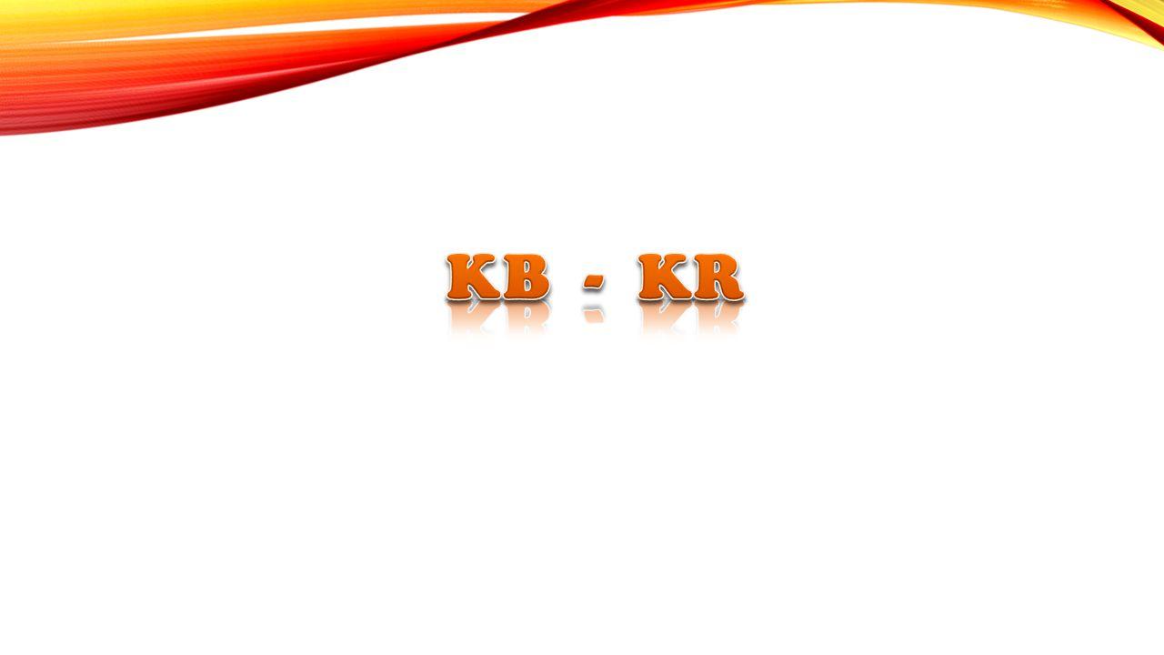 KB - KR