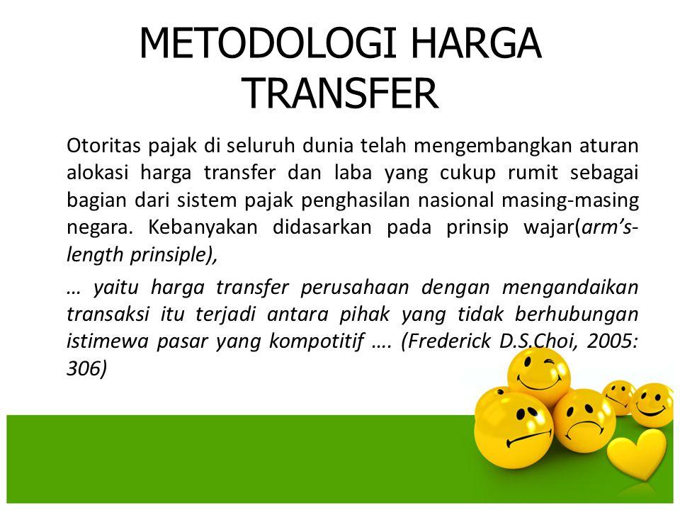 METODOLOGI HARGA TRANSFER