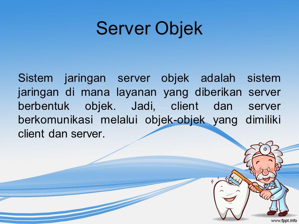 Server Objek