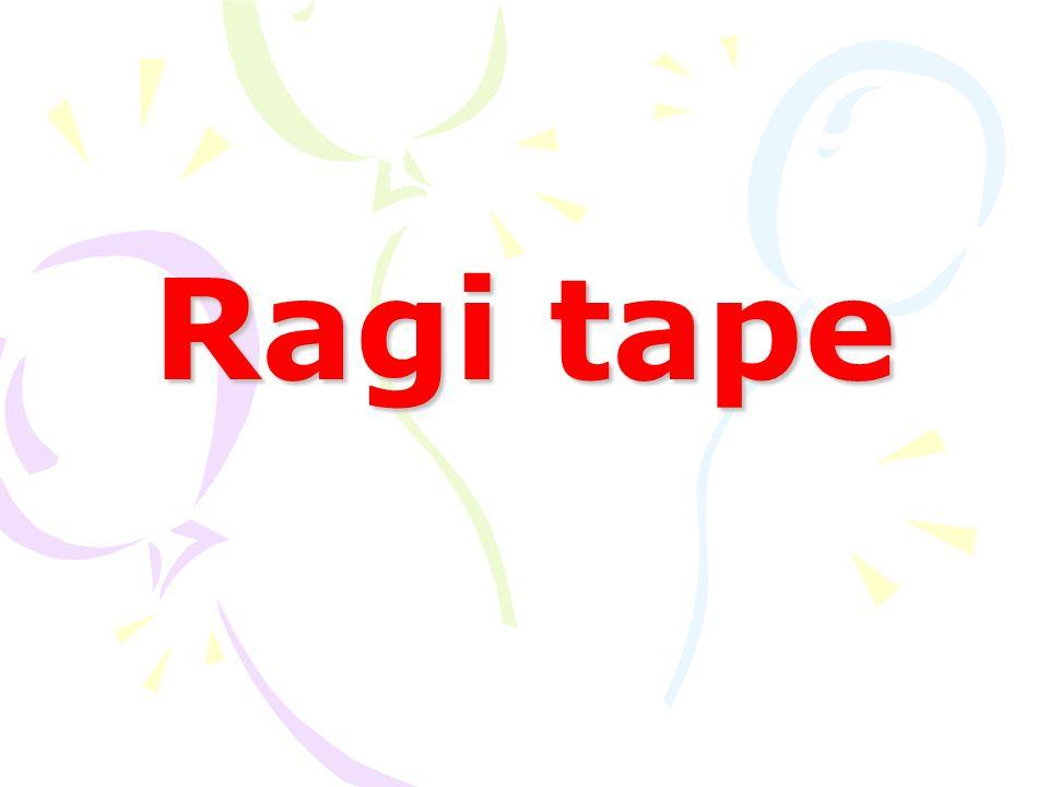 Ragi tape