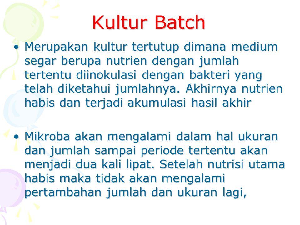 Kultur Batch