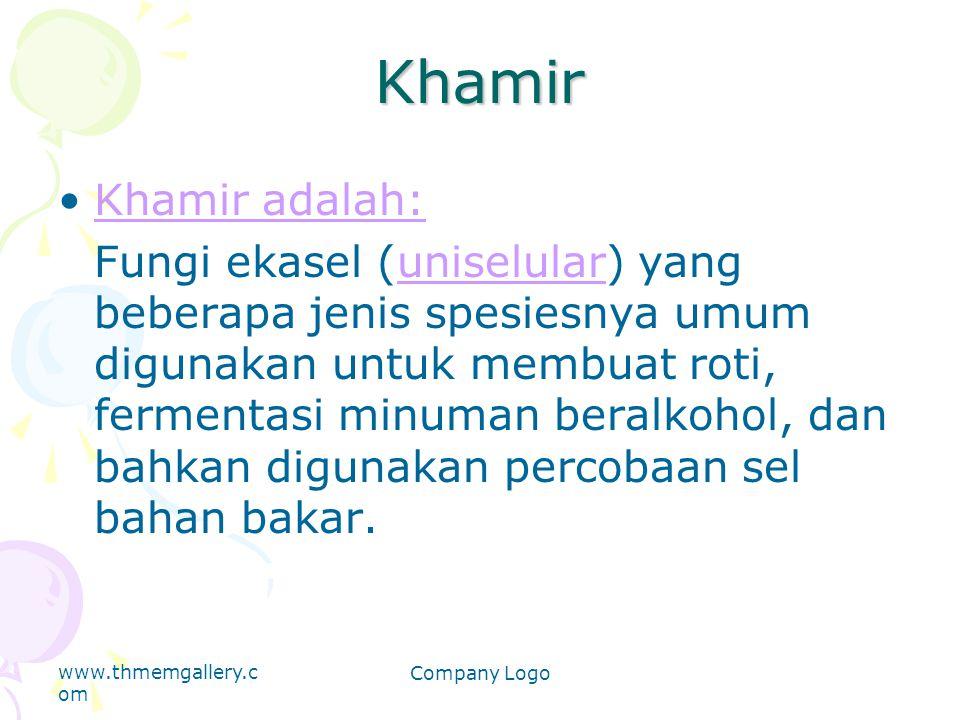 Khamir Khamir adalah:
