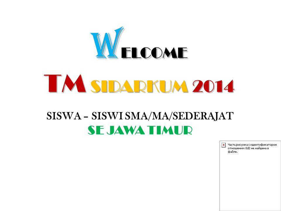 SISWA – SISWI SMA/MA/SEDERAJAT SE JAWA TIMUR