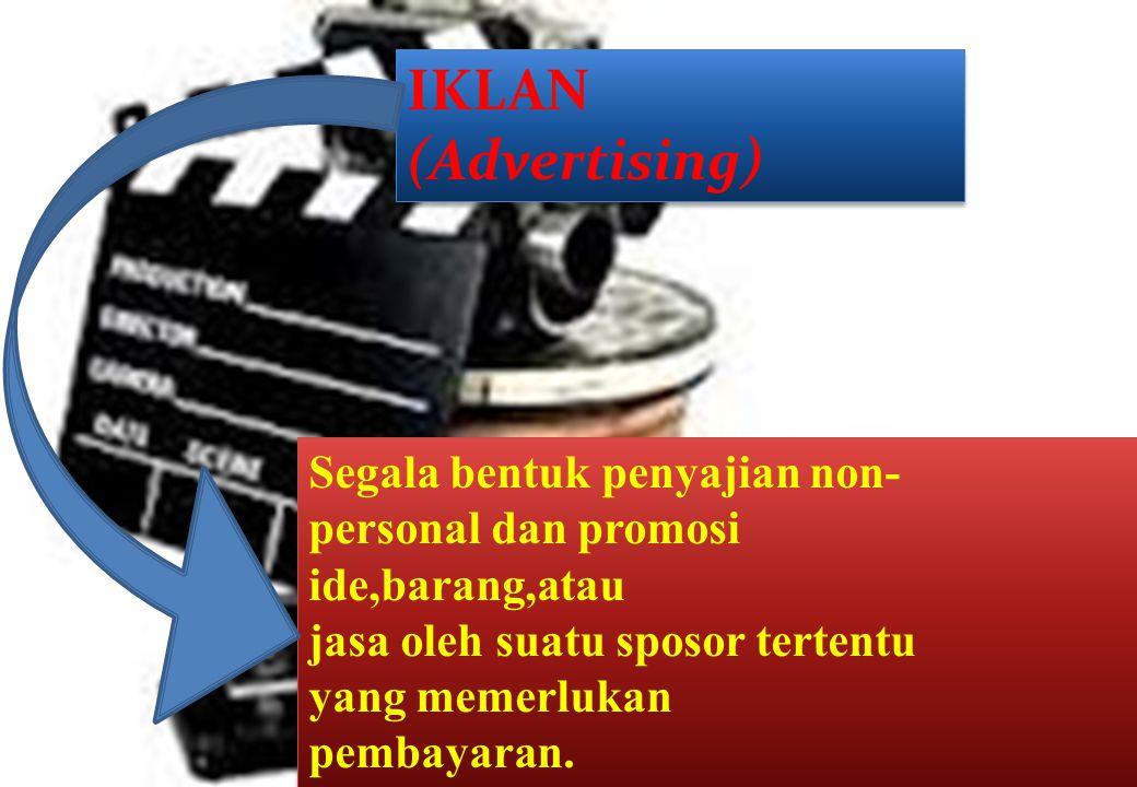 Keputusan utama pembuatan program iklan