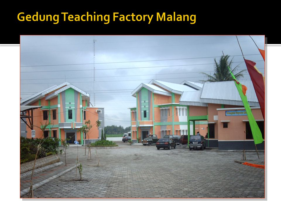 Gedung Teaching Factory Malang