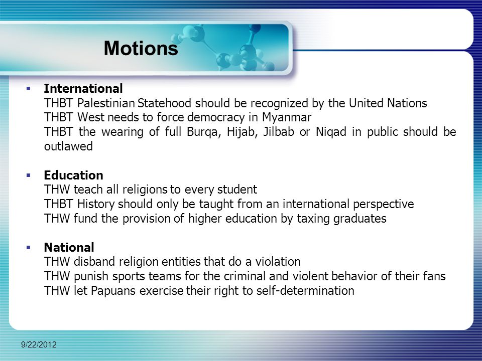 Motions International