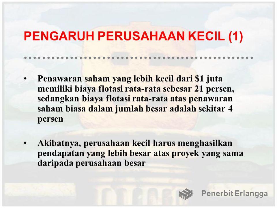 PENGARUH PERUSAHAAN KECIL (1)