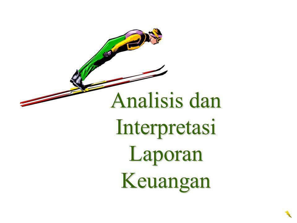 Analisis dan Interpretasi Laporan Keuangan