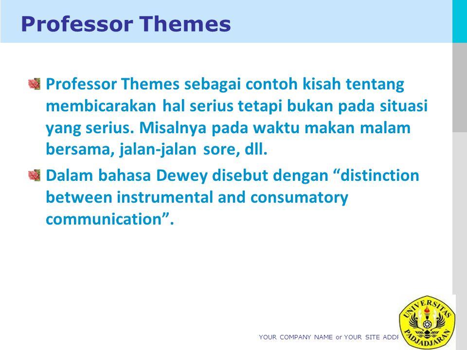 Professor Themes