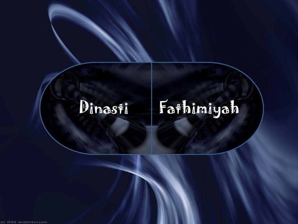 Dinasti Kaum Imamiyah Musa al-Kazim Fathimiyah IsmaiL Kaum IsmaiLiyah